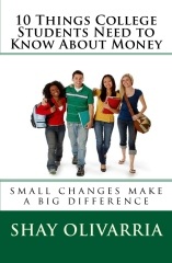 10 Things Students Need to Know About Money Book Cover
