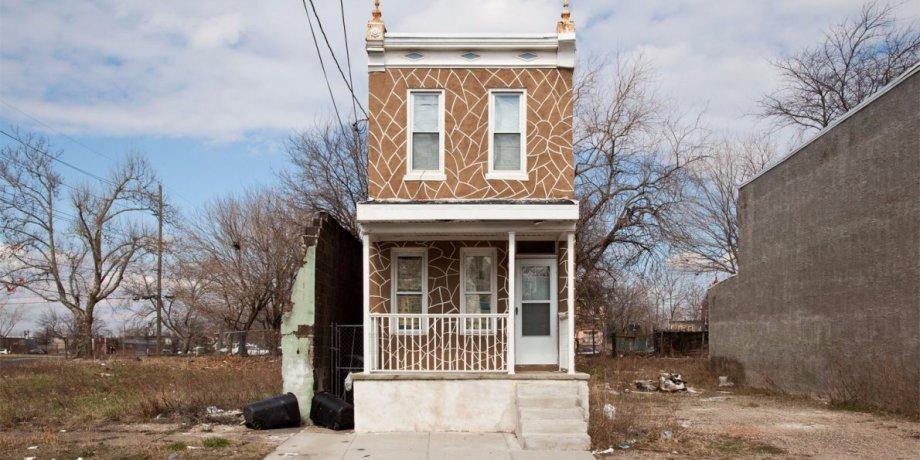 Baltimore one dollar house