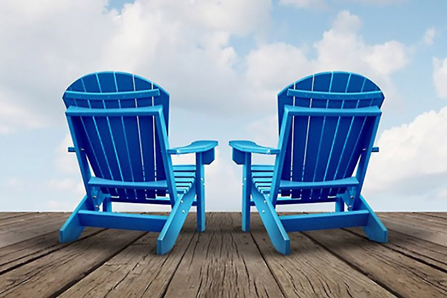 retirement adirondack chairs